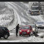 Ώρα 14:15 (Nέα ανακοίνωση): H κατάσταση στο οδικό δίκτυο της Περιφέρειας Δυτικής Μακεδονίας