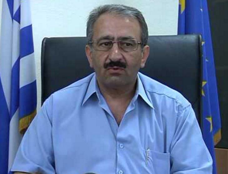 Ευχές για την ονομαστική του εορτή θα δέχεται σήμερα ο δήμαρχος Εορδαίας