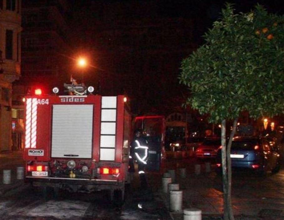 Πυρκαγιά σε διαμέρισμα στην Φλώρινα – Mεγάλες υλικές ζημιές