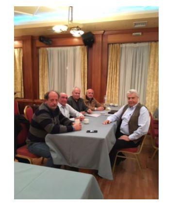 Συνάντηση του Δ.Σ. του  Σωματείου Συνταξιούχων ΔΕΗ  με τον Πρόεδρο της ΔΕΗ