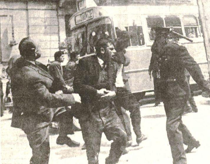 Χειμώνας του 34 – Ηρωική διαδήλωση ανέργων στην Κοζάνη