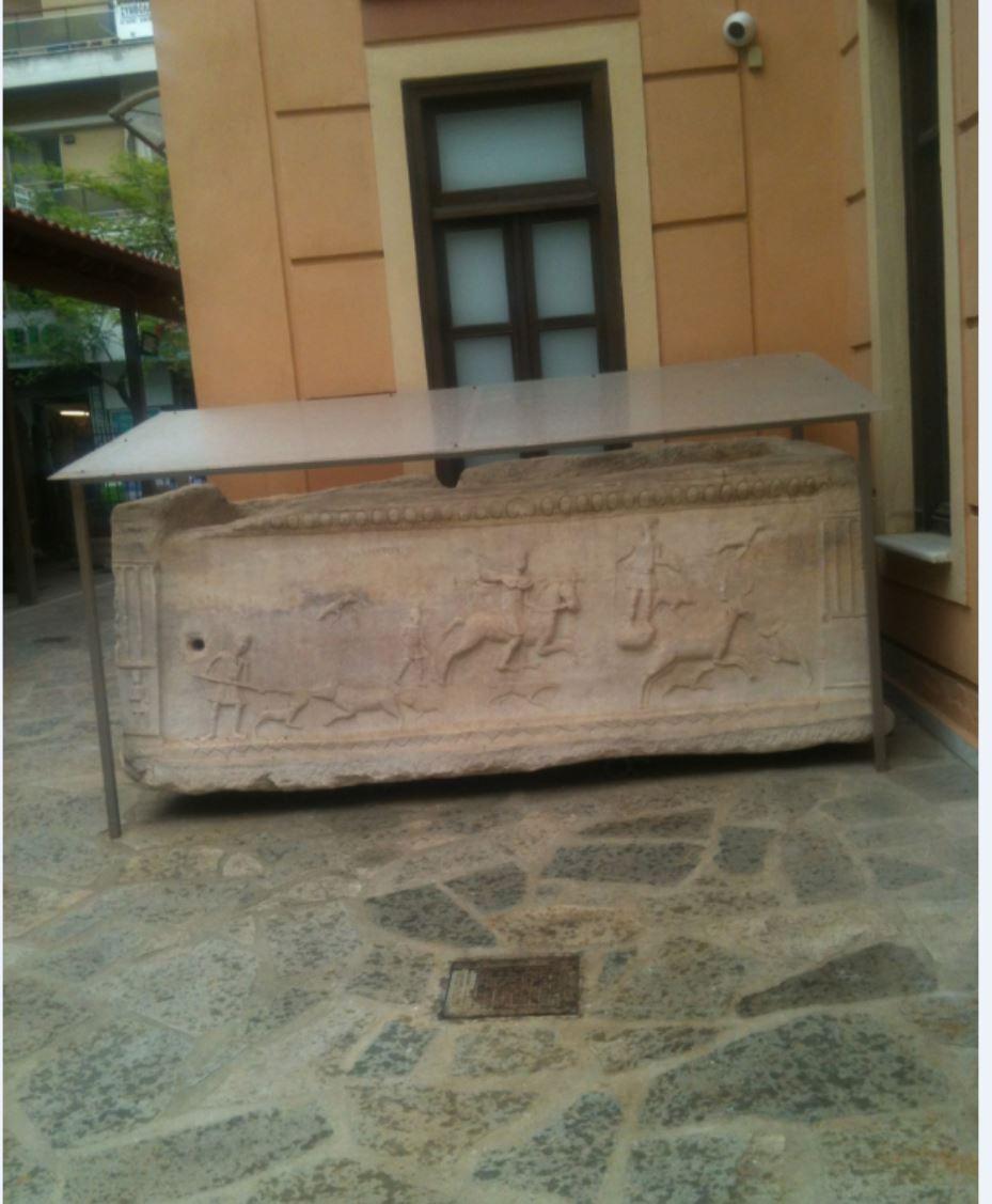 Ο Λύκος της Αρχαιολογικής Συλλογής Κοζάνης (Του Β.Π. Καραγιάννη)