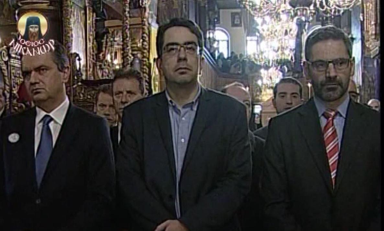 kozan.gr: Η Πανηγυρική πολυαρχιερατική Θεία Λειτουργία, προεξάρχοντος του Μακαριωτάτου Αρχιεπισκόπου κ. Ιερωνύμου, από τον Μητροπολιτικό ναό Αγ. Νικολάου Κοζάνης (Βίντεο)