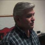 B. Δεληολάνης, πριν από λίγο: «Περικυκλωμένο, από αστυνομικούς, το Εργατικό Κέντρο Κοζάνης «