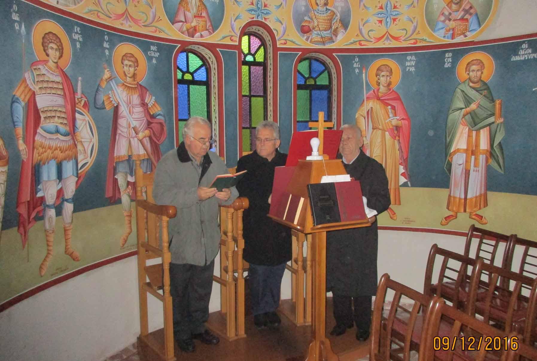 Με λαμπρότητα γιορτάστηκε η Αγία Άννα στο Βελβεντό (του παπαδάσκαλου Κωνσταντίνου Ι. Κώστα)