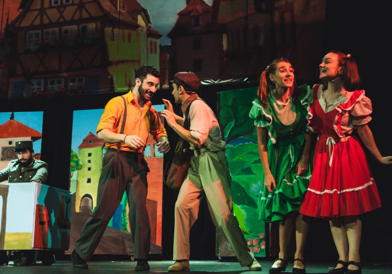 Κοζάνη: Παιδική θεατρική παράσταση «Το Γαϊτανάκι» της Ζωρζ Σαρή στις 21 Δεκεμβρίου