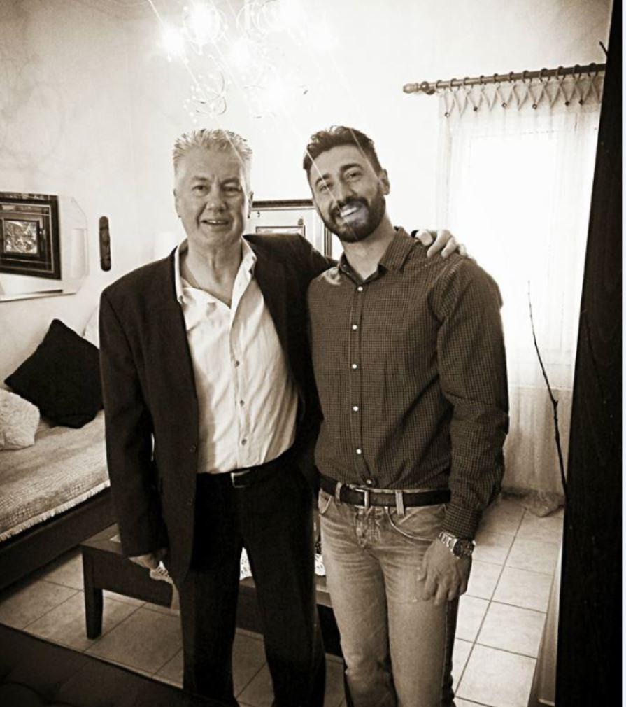 kozan.gr: Τάκης και Βασίλης Καραθανάσης. Μπαμπάς εναντίον γιου…. Τι λένε στο Kozan.gr οι δυο «μονομάχοι» για το αυριανό μεταξύ τους παιχνίδι