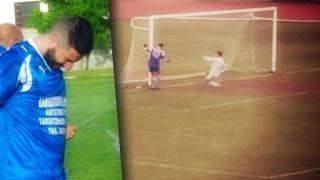 «Δεν έκανα και κανένα έγκλημα, ένα γκολ έχασα» – Τι λέει ο ποδοσφαιριστής από την Κοζάνη, που η χαμένη του ευκαιρία έφτασε μέχρι τον Guardian