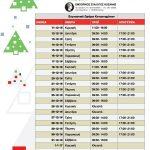 Το εορταστικό πρόγραμμα του  Εμπορικού  Συλλόγου  Κοζάνης