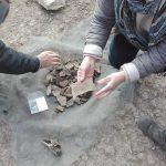 Στο πλαίσιο κατασκευής του έργου «Αιολικό Πάρκο Ανατολικό και Δυτικό Άσκιο», εντοπίστηκαν κατά την επίβλεψη των εργασιών τρία σημεία αρχαιολογικού ενδιαφέροντος
