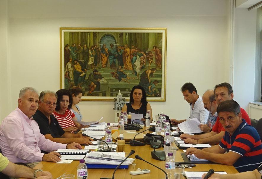 Συνεδρίαση της Οικονομικής Επιτροπής της Περιφέρειας Δυτικής Μακεδονίας, την Πέμπτη 19/01