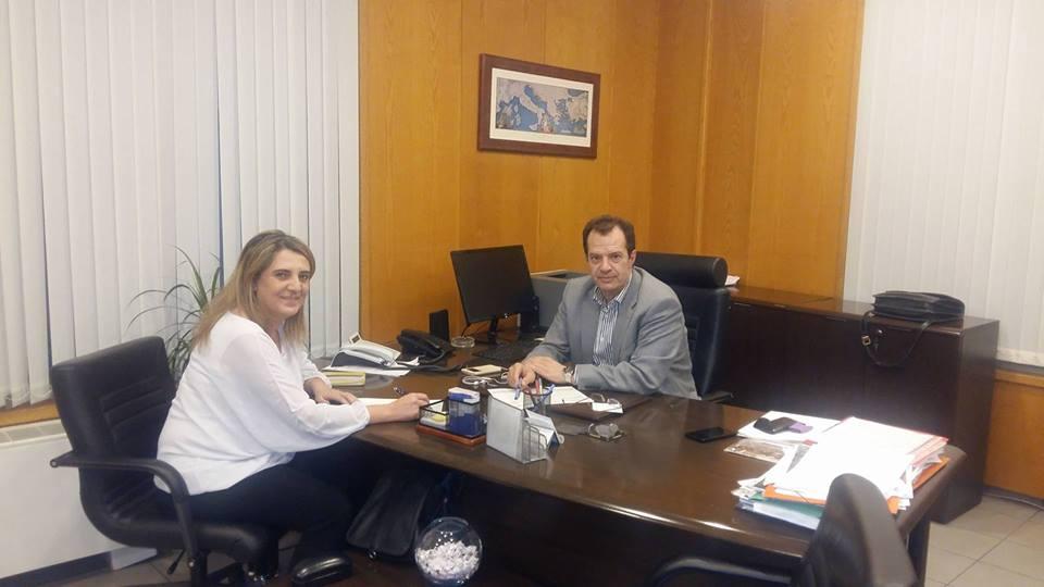 Ολυμπία  Τελιγιορίδου: Eγκρίθηκαν και πιστώθηκαν, από το Υπουργείο Υποδομών,  εγγειοβελτιωτικά  έργα στον ποταμό Αλιάκμονα