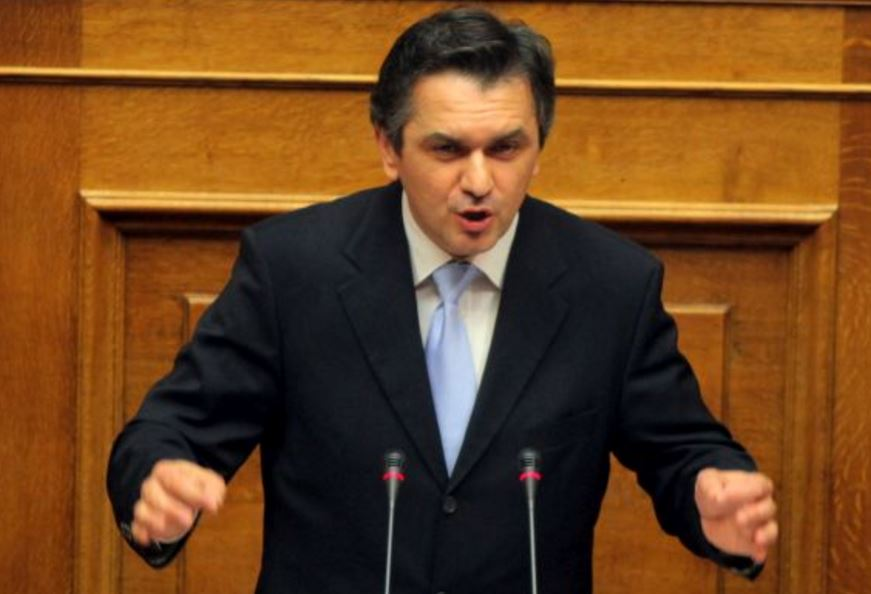 O βουλευτής Κοζάνης Γιώργος Κασαπίδης για την αναγκαιότητα σύστασης και ορθής λειτουργίας Εθνικού Αρχείου Νεοπλασιών στην χώρα μας