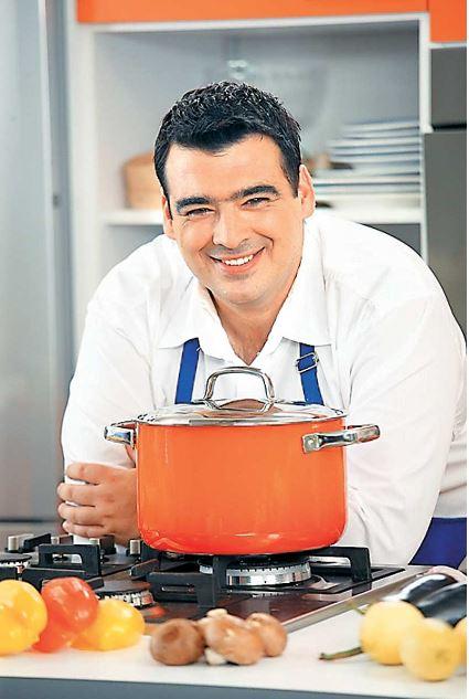 Συμμετοχή του διακεκριμένου chef  Β.Παρθένη  στο 1ο Φεστιβάλ Γαστρονομίας «Βοίου Γεύσεις»