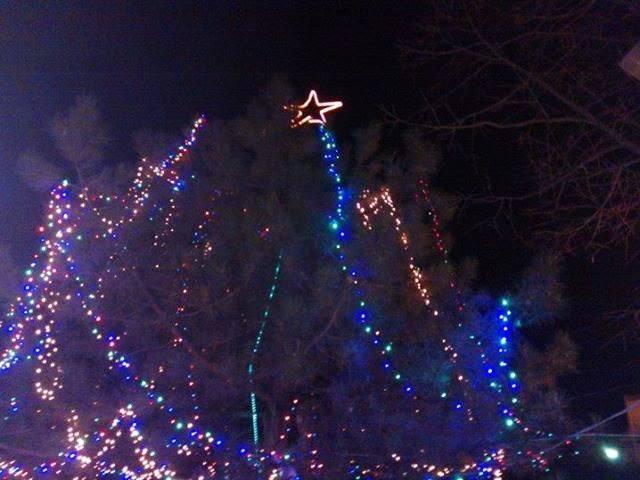 Φωταγώγηση Χριστουγεννιάτικου δέντρου Θρακικής Εστίας Εορδαίας την Κυριακή 18 Δεκεμβρίου