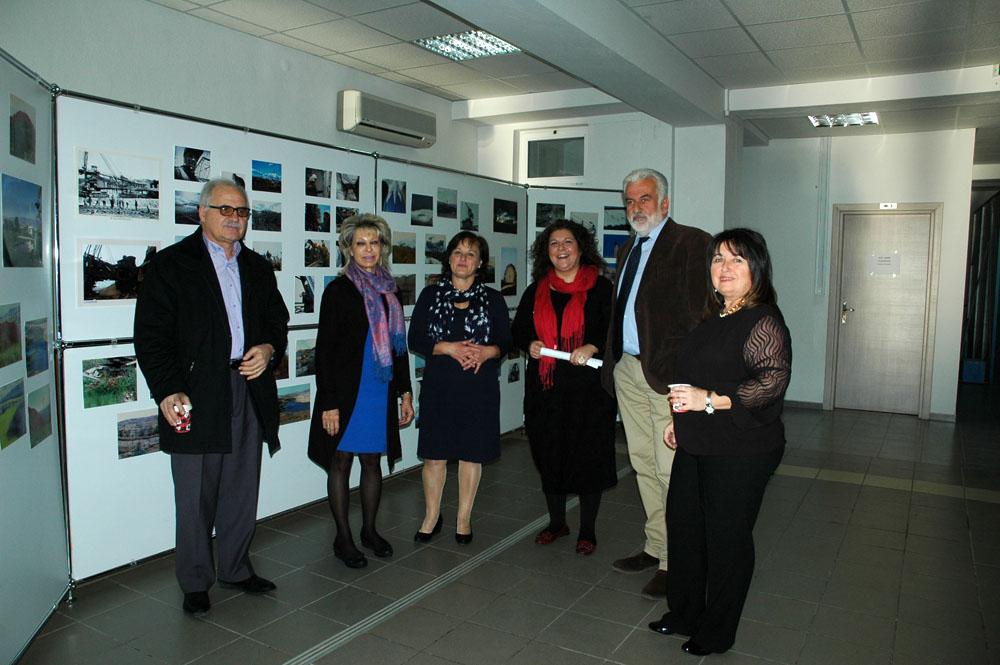Mε επιτυχία πραγματοποιήθηκε  η ημερίδα «Φως και Αρχαιότητες», που συνδιοργάνωσαν η Εφορεία Αρχαιοτήτων Κοζάνης και η ΔΕΗ Α.Ε (Φωτογραφίες)