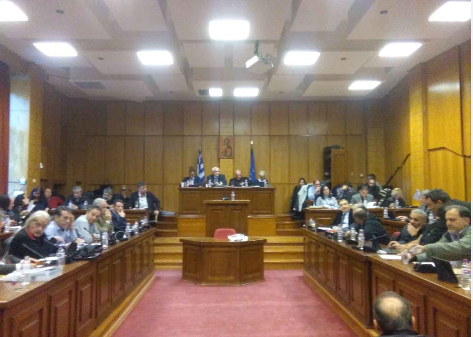 Απολογισμός Πεπραγμένων της Περιφερειακής Αρχής – Eιδική συνεδρίαση του Περιφερειακού Συμβουλίου, τη Δευτέρα 30 Ιανουαρίου