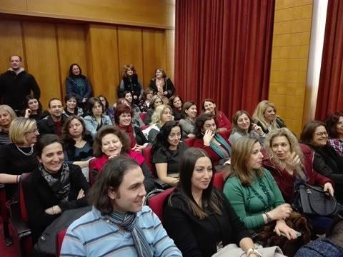 kozan.gr: Κοζάνη: Μεγάλη η συμμετοχή των φιλολόγων στην ημερίδα για τον «κριτικό γραμματισμό στη σχολική πράξη» (Φωτογραφίες-Βίντεο)