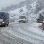 Ώρα 21:45: Η κατάσταση στο οδικό δίκτυο της Περιφέρειας Δυτικής Μακεδονίας ανά Περιφερειακή Ενότητα