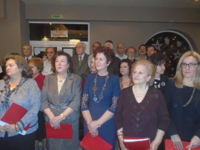 kozan.gr: Kοζάνη: Χριστουγεννιάτικες μελωδίες από τη μικτή χορωδία «Ελίμεια» (Φωτογραφίες & Βίντεο)