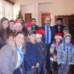 Κάλαντα Χριστουγέννων στο Δημαρχείο Εορδαίας από φορείς και πολίτες της Πτολεμαϊδας