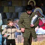 Kοζάνη: Ημέρες Χριστουγέννων του 1983 (Φωτογραφίες του Μάρκου Πατσίκα)