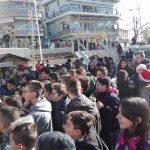 kozan.gr: Παιχνίδια με πολύ γέλιο από τους Youtubers Τόλη και Πάνο, στην κεντρική πλατεία της Κοζάνης   (Φωτογραφίες-Βίντεο)
