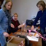 Προσφορά συμβολικών δώρων στους ωφελούμενους του προγράμματος «Βοήθεια στο Σπίτι» στις Δημοτικές Ενότητες Αιανής, Ελίμειας και Κοζάνης.