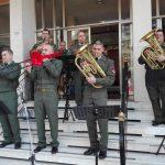 "kozan.gr: Χριστουγεννιάτικες μελωδίες ""σκόρπισε"", σήμερα (Πέμπτη) το πρωί η στρατιωτική μπάντα Κοζάνης (Φωτογραφίες & Βίντεο)"