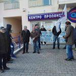 kozan.gr: Κινητοποίηση Εργατικών Σωματείων, στον ΟΑΕΔ Κοζάνης, για το πρόβλημα της ανεργίας και της απλήρωτης εργασίας  (Φωτογραφίες-Βίντεο)