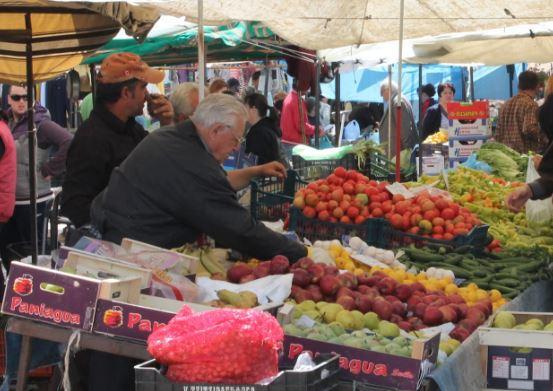 Tην Τετάρτη 25 Οκτωβρίου θα πραγματοποιηθεί η  λαϊκή αγορά Σιάτιστας, λόγω  εορτασμού του πολιούχου της