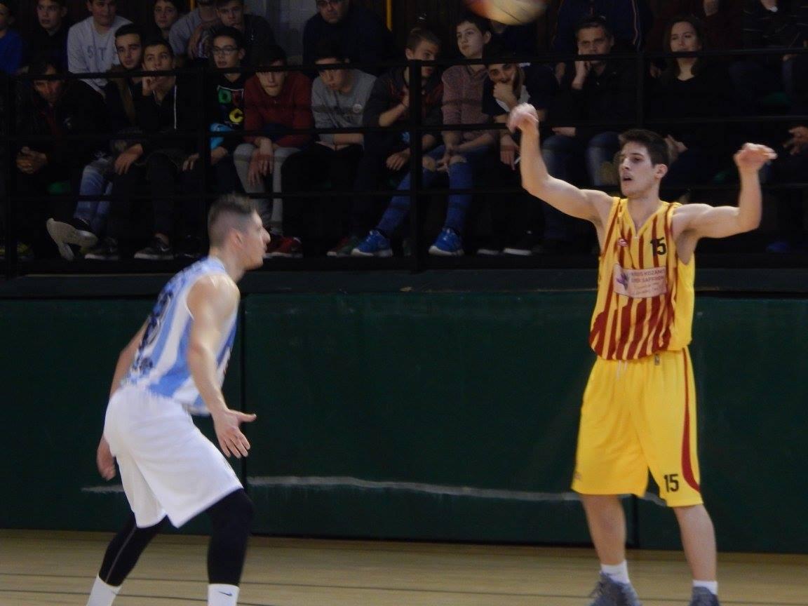 Πήρε το τοπικό ντέρμπι ο Γ.Σ. Ελίμειας για το πρωτάθλημα Γ' Εθνικής Μπάσκετ: Διόσκουροι Κοζάνης – Γ.Σ. Ελίμειας 54-62