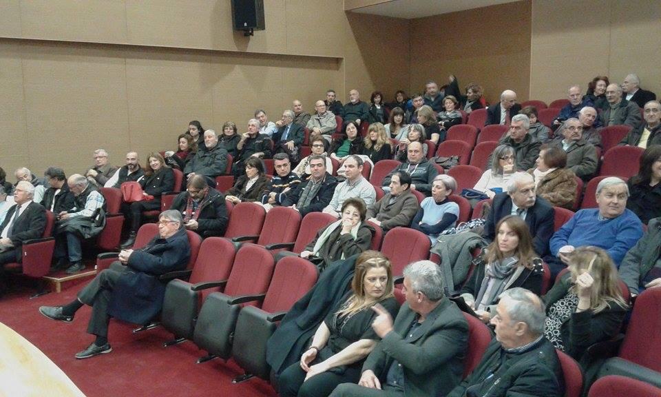 kozan.gr: Πτολεμαίδα: «Θα παραμείνουμε απαθείς;», το ερώτημα σε ομιλία του Κωνσταντίνου Φωτιάδη για τη γενοκτονία του Ποντιακού Ελληνισμού (Φωτογραφίες & Βίντεο)
