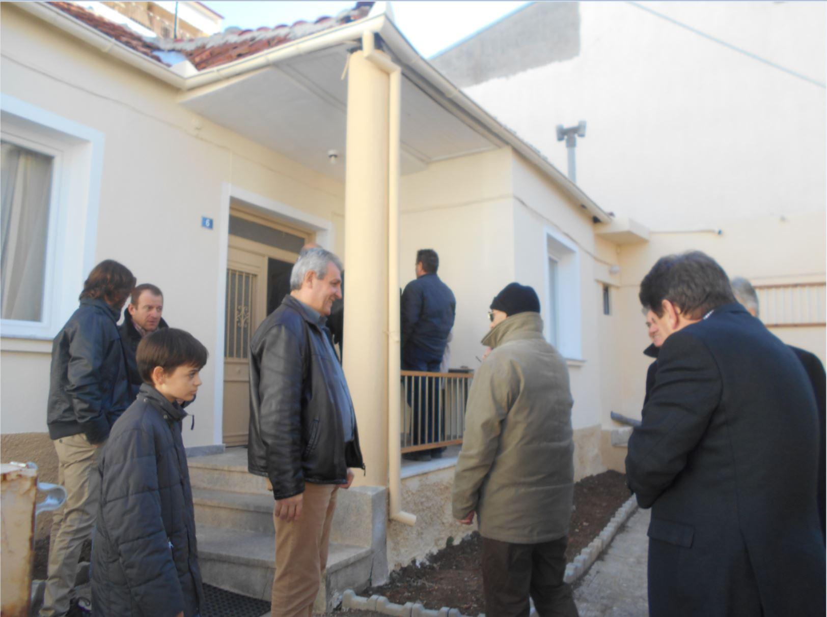 kozan.gr: Eγκαινιάστηκαν, σήμερα Κυριακή, τα γραφεία του Συλλόγου Λιβαδεριωτών στην Κοζάνη (Φωτογραφίες)