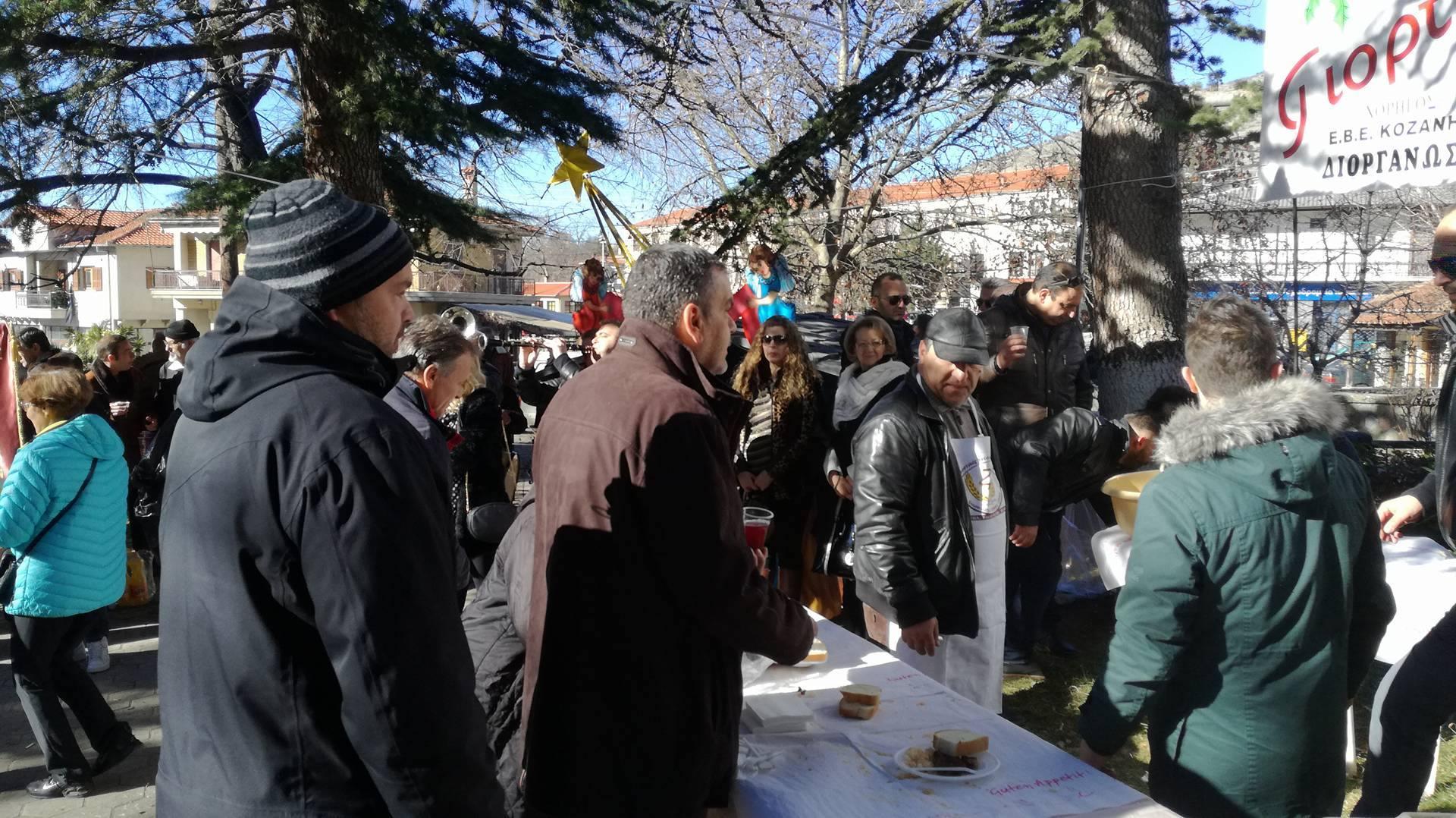 kozan.gr: Γλέντι και μοναδικοί μεζέδες στη Γιορτή Τσιγαρίδας στην Εράτυρα του δήμου Βοΐου (Φωτογραφίες & Bίντεο)