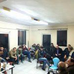 kozan.gr: Με φίλους και υποστηρικτές του συναντήθηκε, χθες Πέμπτη, στην Πτολεμαίδα, ο βουλευτής Κοζάνης, Γ. Ντζιμάνης (Φωτογραφίες)
