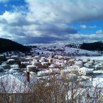 kozan.gr: Στα «λευκά» ντύθηκε η Βλάστη Εορδαίας (Φωτογραφίες)