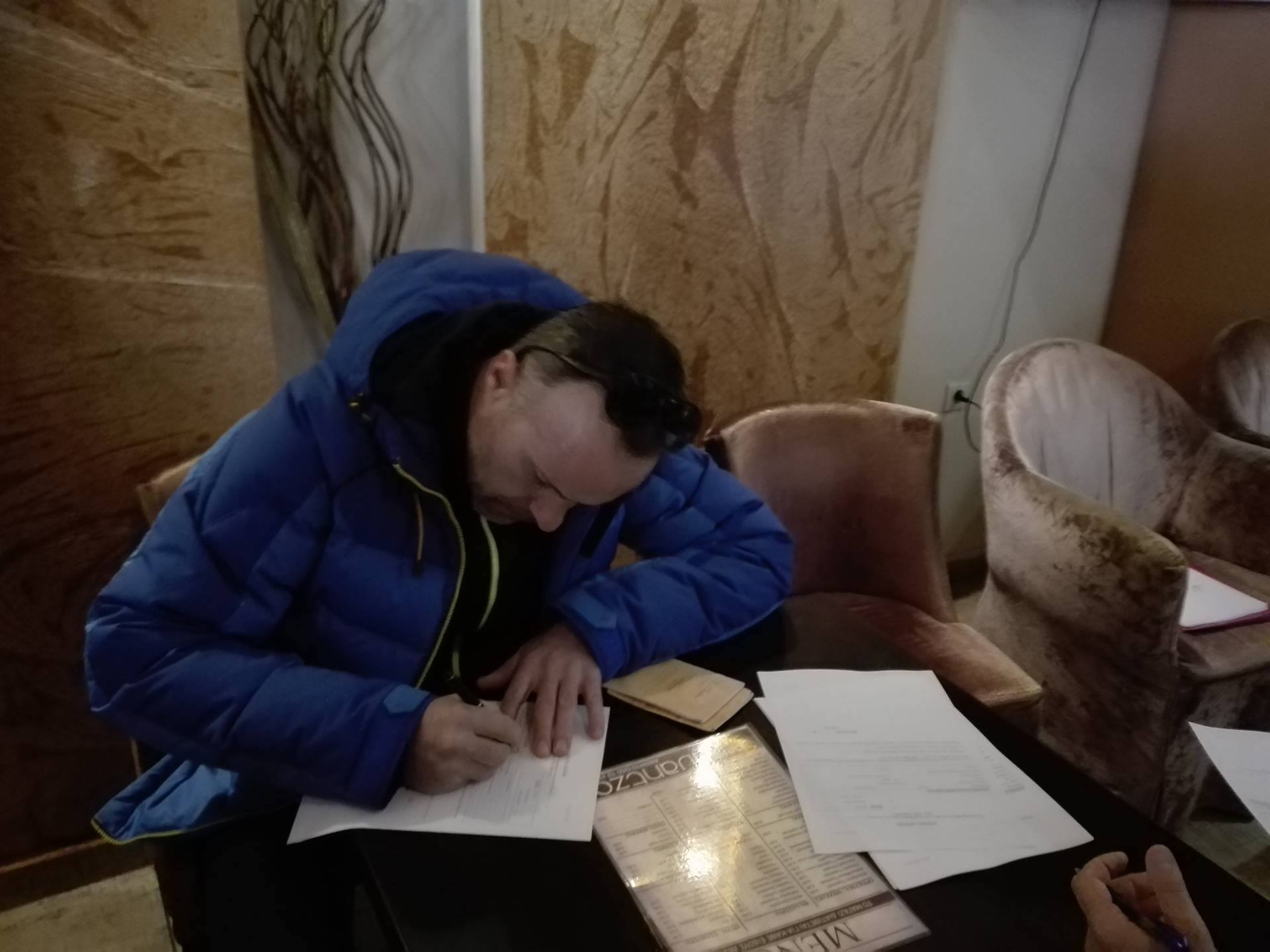 kozan.gr: Ο Μελισσοκομικός Σύλλογος Π.Ε. Κοζάνης ενημέρωσε τα μέλη του για την υποχρεωτική συμπλήρωση υπεύθυνων δηλώσεων αριθμού κυψελών (Βίντεο & Φωτογραφίες)