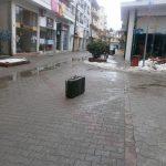 "kozan.gr: Πτολεμαίδα: Όταν μια ""ύποπτη"" βαλίτσα, παρατημένη σε κεντρικό πεζόδρομο της πόλης, προκαλεί ανάμεικτα συναισθήματα (Φωτογραφία)"