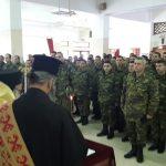 Αγιασμός της νέας σειράς οπλιτών στο 586 Κέντρο Νεοσυλλέκτων Γρεβενών (Φωτογραφίες)