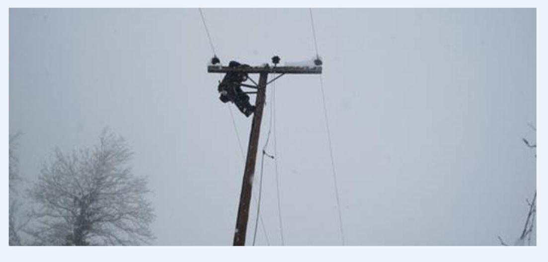 Πρόβλημα ηλεκτροδότησης από Τρανόβαλτο μέχρι και Ελάτη