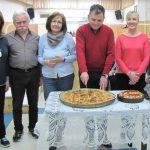 Η κοπή της πρωτοχρονιάτικης πίτας του χορευτικού τμήματος του Συλλόγου Γρεβενιωτών Κοζάνης (Φωτογραφίες)
