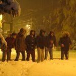 "kozan.gr: Η ανάποδη ""βουτιά' στα χιόνια μιας παρέας Τσοτυλιωτών (Βίντεο)"