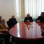 kozan.gr: Το Παράρτημα της Σχολής Πυροσβεστικής στην Πτολεμαίδα, επισκέφτηκε το πρωί της Δευτέρας 16/1, ο δήμαρχος Εορδαίας Σάββας Ζαμανίδης (Bίντεο & Φωτογραφίες)