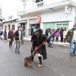 Στην οδό Μητροπολίτου Ιακώβου,  θα γίνει η παρέλαση των Μπουμπουσιαριών στη Σιάτιστα