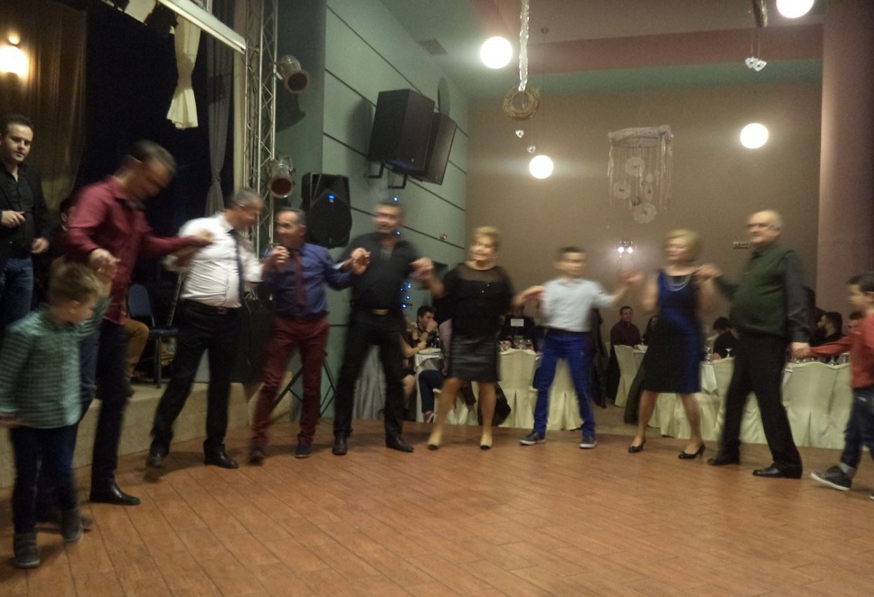 """Ο Α.Μ.Σ. Κερασιάς """"΅Ελιμειακός"""" πραγματοποίησε τον ετήσιο χορό του (Φωτογραφίες)"""