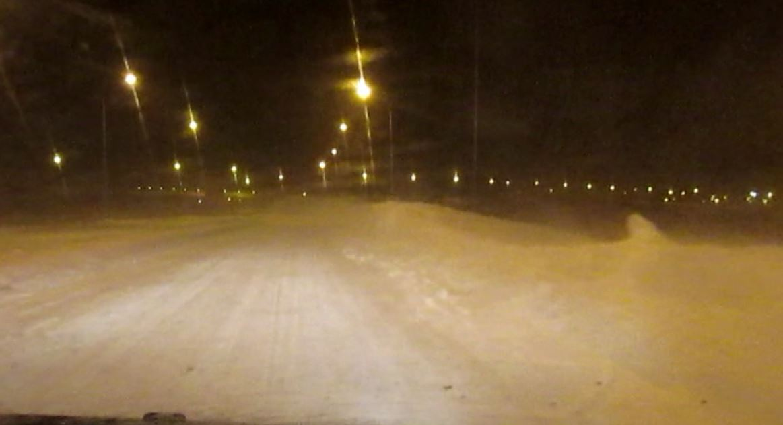 kozan.gr: Ώρα 19:15: Ο περιφερειακός δρόμος από Δρέπανο μέχρι τον κόμβο του ΤΕΙ Δ. Μακεδονίας (Βίντεο)