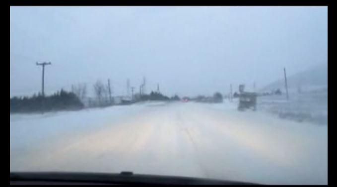 kozan.gr: Ώρα 17:00: Ο δρόμος από Δρέπανο μέχρι τον ΑΗΣ Αγ. Δημητρίου (Βίντεο)