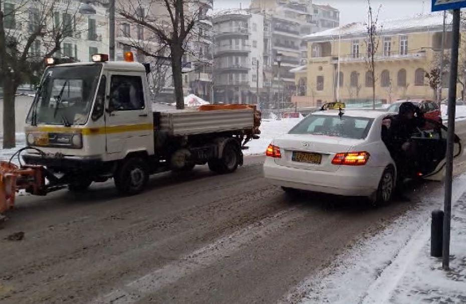 kozan.gr: Ωρα 09:10 π.μ.: Στους -11 η θερμοκρασία, αυτή την ώρα, στην Κοζάνη – Ασθενής χιονόπτωση (Βίντεο)