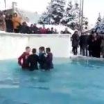 kozan.gr: O εορτασμός των Θεοφανείων στον Φούφα Εορδαίας (Βίντεο)